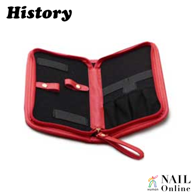 【History】 ニッパーケース レッド NPC-R
