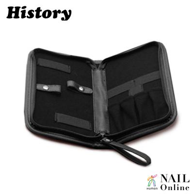 【History】 ニッパーケース ブラック NPC-B