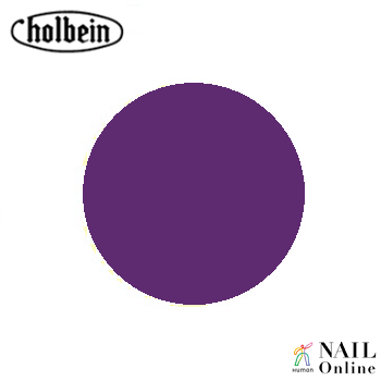 【holbein】 アクリラガッシュ ミニ D467 10ml バイオレット