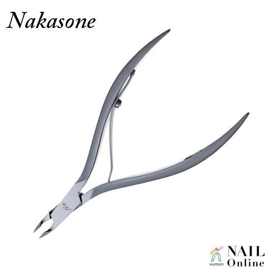 【NAKASONE】 キューティクルニッパー シルバー 4.5mm