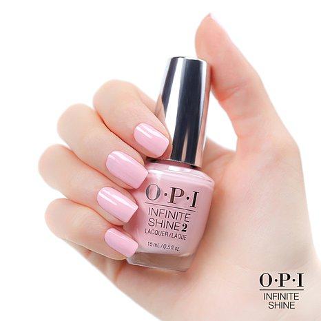 【O・P・I 】 インフィニットシャイン ISL01 15ml プリティ ピンク パーサヴァイズ