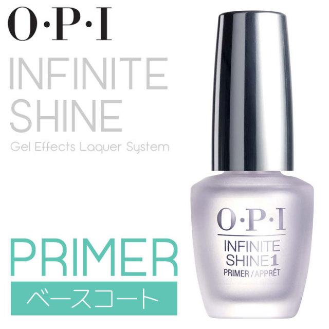【O・P・I 】 インフィニットシャイン プライマー ベースコート IST10 15ml