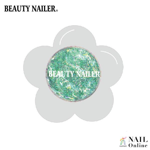 【BEAUTY NAILER】 ラメラメ FG-26 スプリンクルグリーン