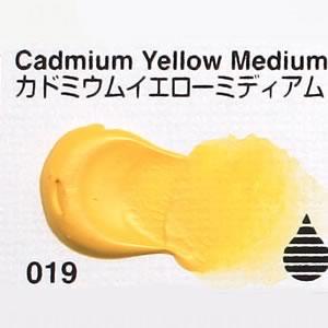 【Liquitex】 019 G-4 20ml カドニウムイエローミディアム
