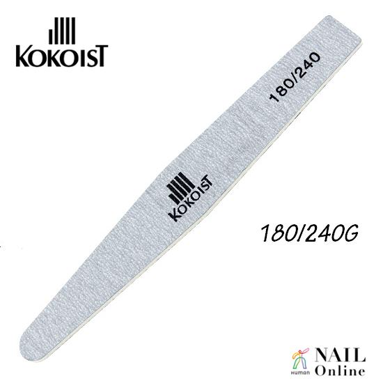 【KOKOIST】 ダイヤモンドファイル ウッド 180/240G