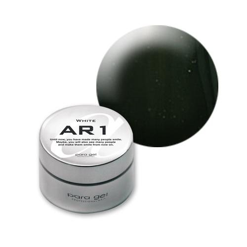 【para gel】 AMD34 アートカラージェル 4g <マット> オリーブグリーン