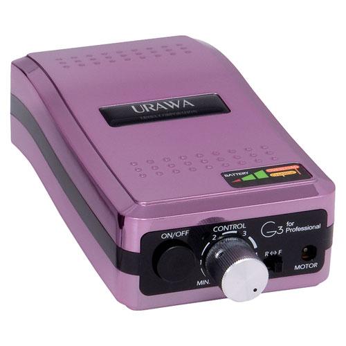 【URAWA】  ネイルマシン G3 ピンク