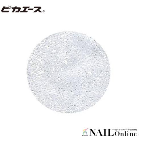 【Pika Ace】 #401丸カラー 1mm ホワイト