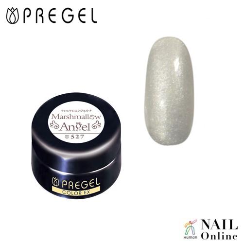 【PREGEL】 【パール】 4g  カラーEX  PG-CE527  マシュマロエンジェル