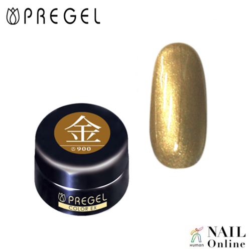 【PREGEL】 【パール】 4g  カラーEX  PG-CE900  金
