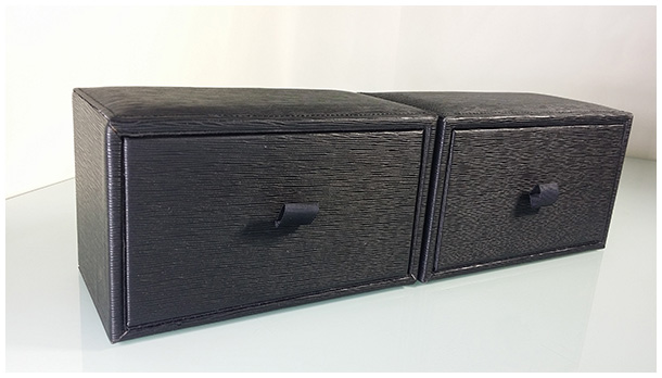 【History】 アームレスト High-Box ブラック