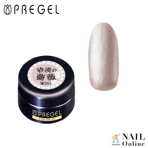 【PREGEL】 【パール】 3g  カラーEX  PG-CE565  砂漠の薔薇
