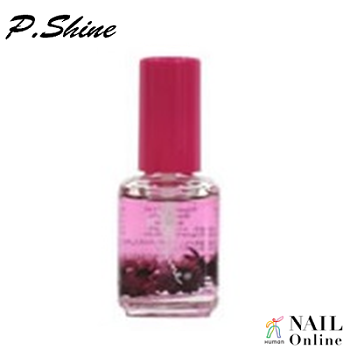 【P.Shine】 フレーバーキューティクルオイル 12ml ブラックチェリー