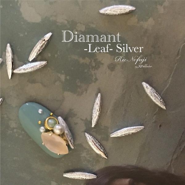 【Bonnail×RieNofuji】 Diamant Leaf シルバー 6P