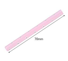 ジュエリーネイル LP-8021 3Dスタッズスクエア(2)スカシ1.5mm シルバー
