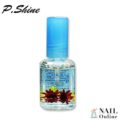 【P.Shine】 フレーバーキューティクルオイルSQ 12ml トロピカルライチ
