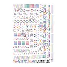 エムプティ オリジナルパーツ カーブシリーズ ハートモチーフ ゴールド×クリスタル A047