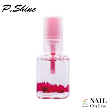 【P.Shine】 フレーバーキューティクルオイル 12ml ローズブルガリ