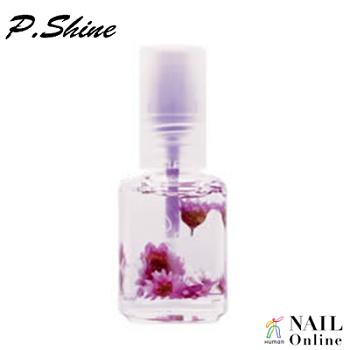 【P.Shine】 フレーバーキューティクルオイル 12ml フローラルブーケ