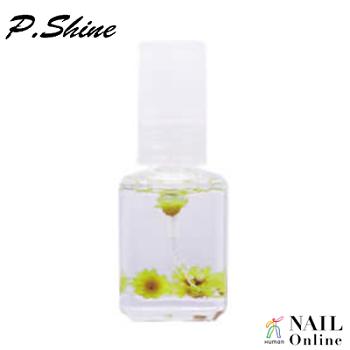 【P.Shine】 フレーバーキューティクルオイル 12ml レモン