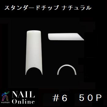 【SHAREYDVA】 (旧MICREA) チップ ナチュラル #6 50P