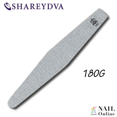 【SHAREYDVA】 (旧MICREA) ファイル ダイヤ型 180G 1本 【検定】