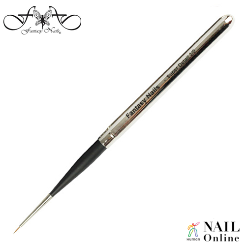 【Fantasy Nails】 スーパーディティールブラシ #3/0