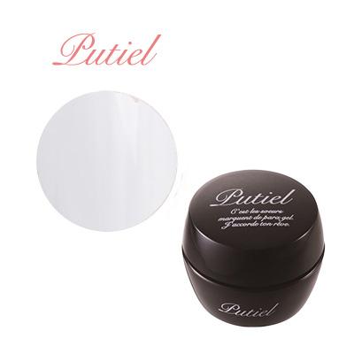 【Putiel cosmetique】 カラージェル 3g PC1 ホワイト (マット) 【検定おすすめ】