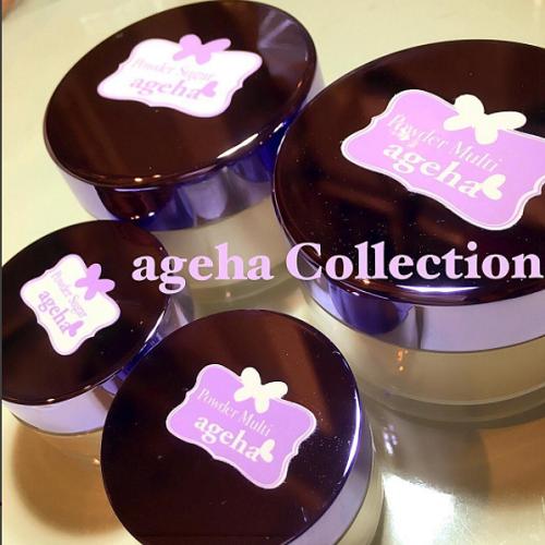【ageha】 パウダーマルチ 30g