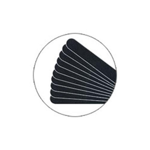 MICREA 黒エメリー お得な10本セット 180/180G 【検定】