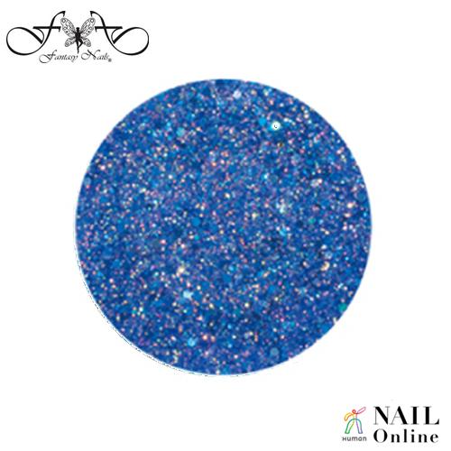 【Fantasy Nails】 カラーパウダー ダイヤモンドコレクション #4263 サファイア 3g