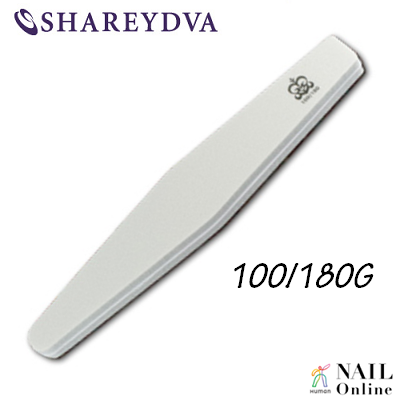 【SHAREYDVA】 (旧MICREA) スポンジファイル ダイヤ型 100/180G 【検定】