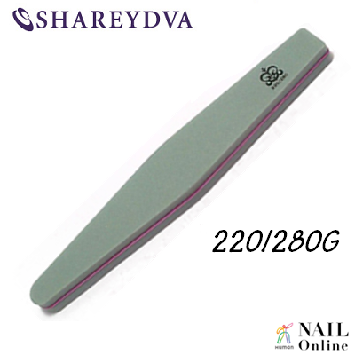 【SHAREYDVA】 (旧MICREA) スポンジファイル ダイヤ型 220/280G 【検定】