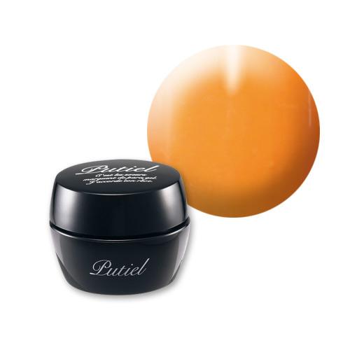 【Putiel】 カラージェル 2g M 110 オリエンタルオレンジ ★ (マット)