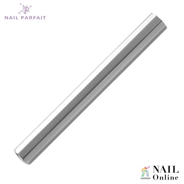 【NAIL PARFAIT】 ブラシキャップ(10角) マットシルバー