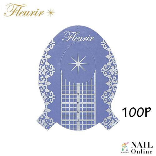 【Fleurir】 フォーム ラウンド 100P