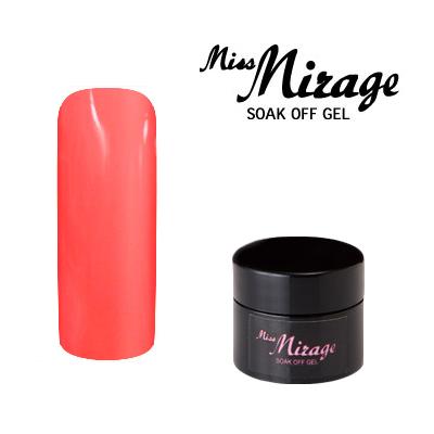 【MissMirage】 S46S  2.5g  ミルフィーユネオンオレンジ