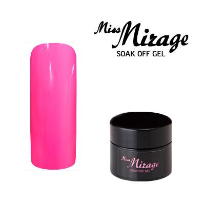 【MissMirage】 S47S  2.5g  ミルフィーユネオンピンク