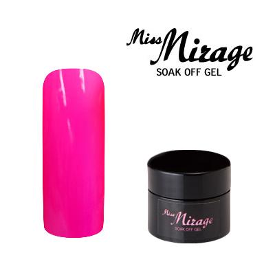 【MissMirage】 S48S  2.5g  ミルフィーユネオンマゼンタ