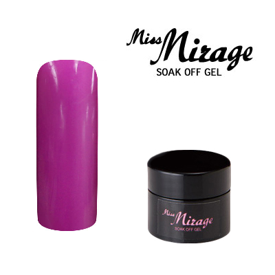 【MissMirage】 S49S  2.5g  ミルフィーユネオンパープル