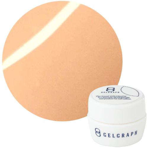 【GELGRAPH】 カラージェル マンゴードラジェ 173M 5g (マット)