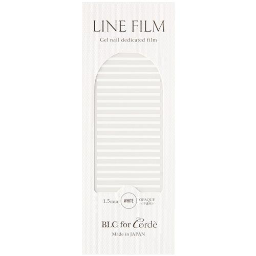 BLC for Corde ラインフィルム ホワイト(不透明) 1.5mm