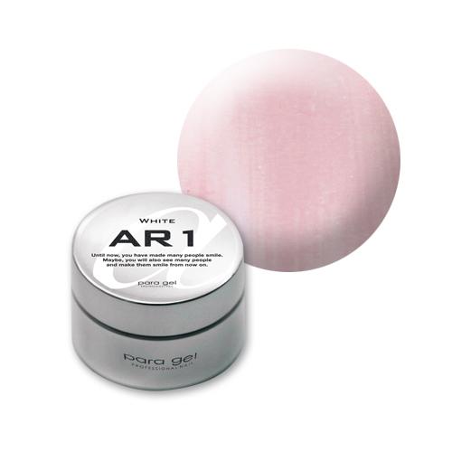 【para gel】 AG3 アートカラージェル 4g <パール・シアー> クリスタルロゼ