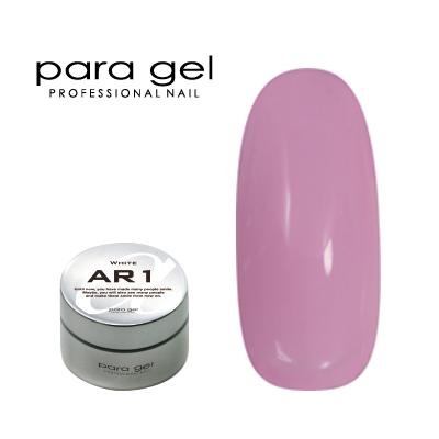 【para gel】 AM1 アートカラージェル 4g <マット> ミルキーストロベリー