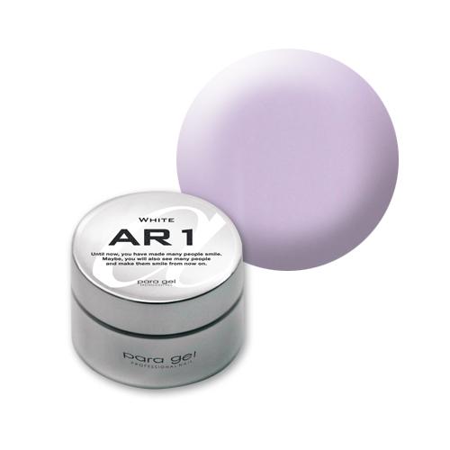 【para gel】 AM2 アートカラージェル 4g <マット> ミルキーラベンダー