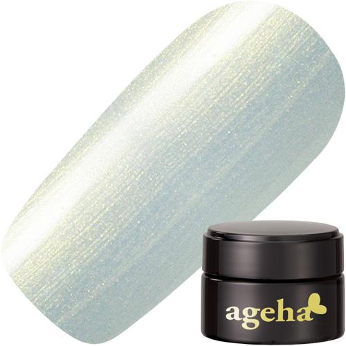 【ageha Gel】 カラージェル 30 シャンパンベール 2.7g (パール 濃度2)