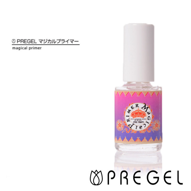 【PREGEL】 マジカルプライマー  7ml