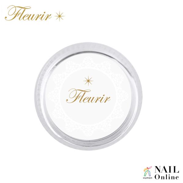 【Fleurir】 カラーパウダー 4g WH-M ホワイト