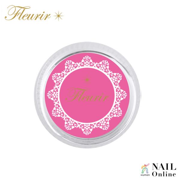 【Fleurir】 カラーパウダー 4g PN-M  ピンク