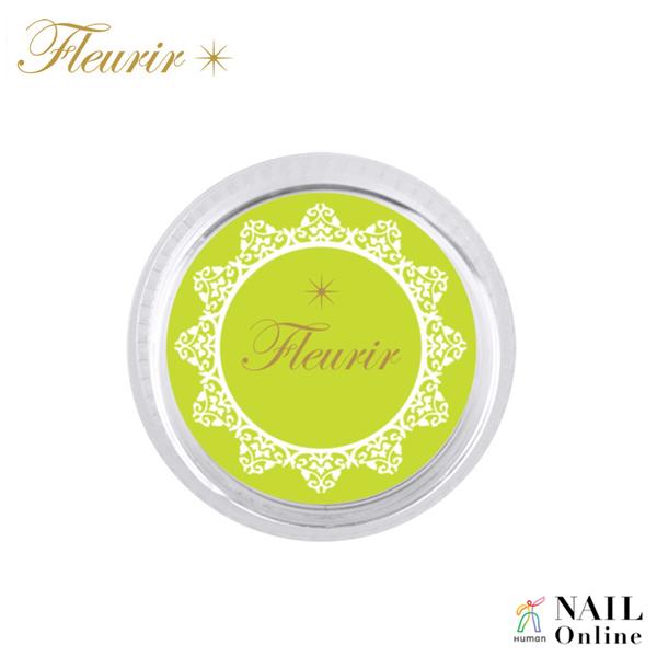 【Fleurir】 カラーパウダー 4g LG-M  ライトグリーン